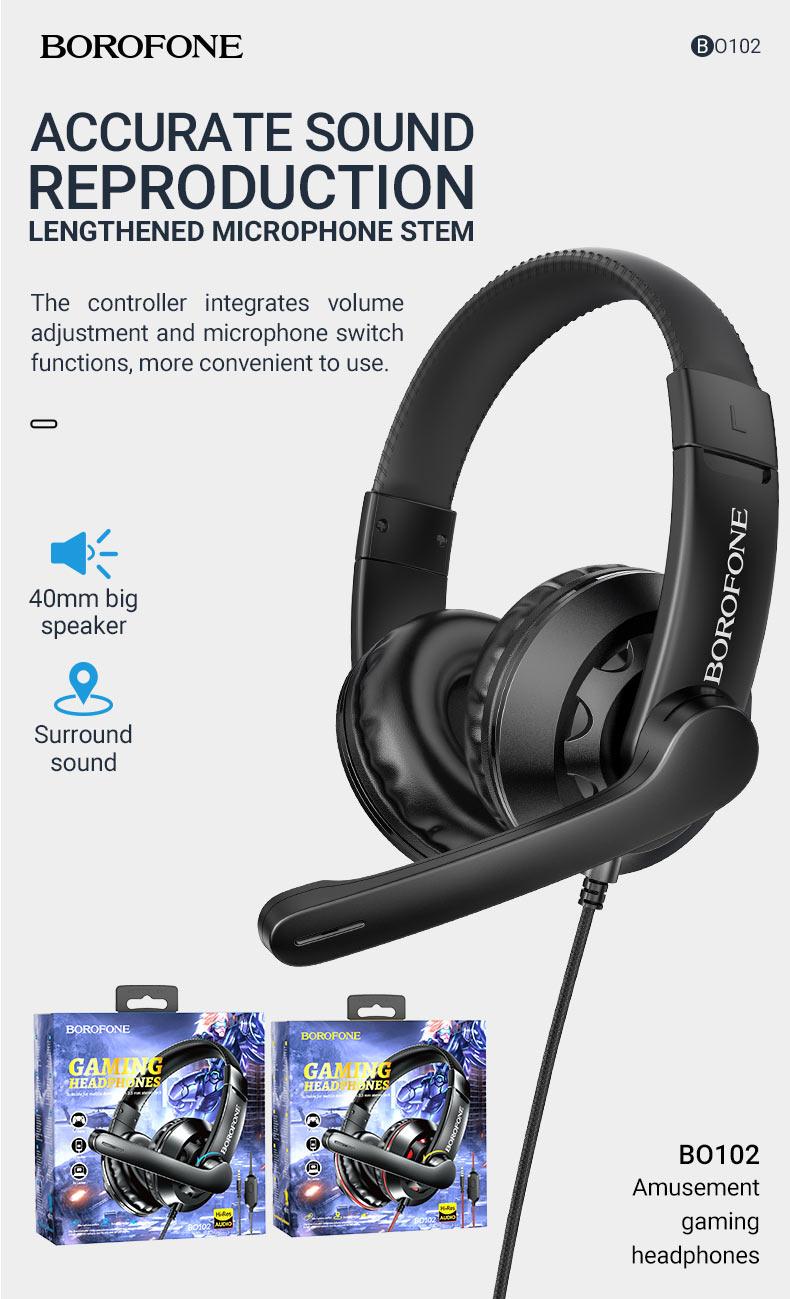 borofone news audio products collection december 2020 bo102 en