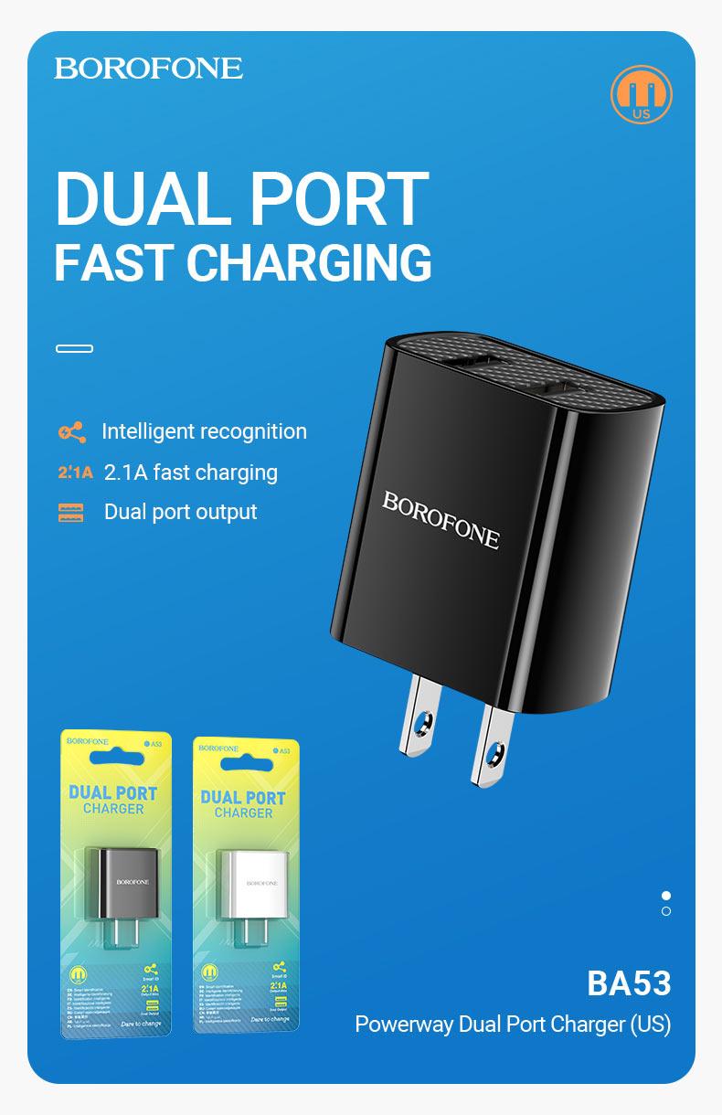 borofone news chargers collection november 2020 ba53 en