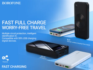 BOROFONE Power Banks Collection 12/2020